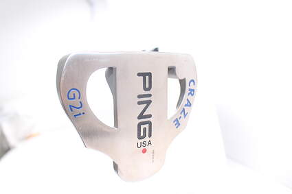 Tour Issue Ping G2i Craz-E Putter Putter Steel Right Handed Red dot 36.0in