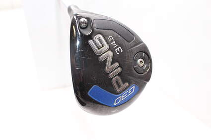 Tour Issue Ping G30 Fairway Wood 3 Wood 3W 14° Aldila Rogue Black 70 Graphite Tour X-Stiff Right Handed 43.0in