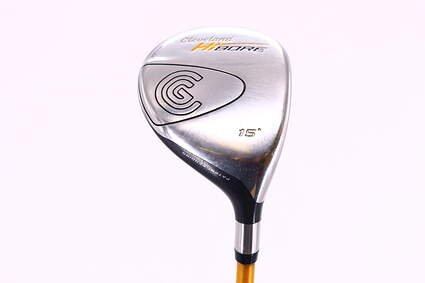 Cleveland Hibore Fairway Wood 3 Wood 3W 15° UST Proforce V2 67 Graphite Stiff Right Handed 43.25in