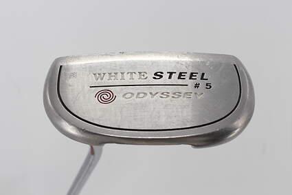 Odyssey White Steel 5 Putter Putter Steel Left Handed 35.0in