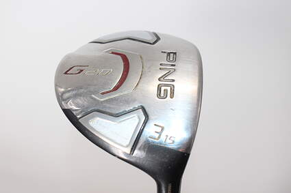 Ping G20 Fairway Wood 3 Wood 3W 15° Ping TFC 169F Graphite Regular Right Handed 43.0in