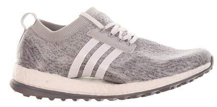 New W/O Box Womens Golf Shoe Adidas Pureboost XG Size 6 Gray F33691 MSRP $129