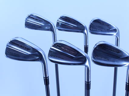 TaylorMade P-790 Iron Set 5-PW UST Recoil 760 ES SMACWRAP Graphite Regular Right Handed 38.5in