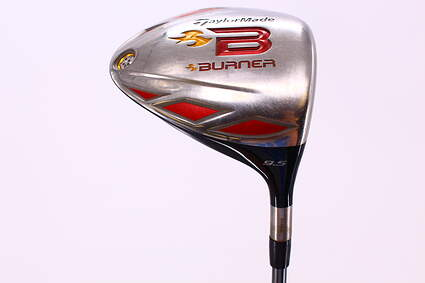 TaylorMade 2009 Burner Driver 9.5° Fujikura Speeder 652 Graphite Stiff Right Handed 45.0in