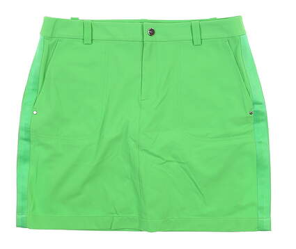 New Womens Ralph Lauren Golf Skort 8 Green MSRP $125