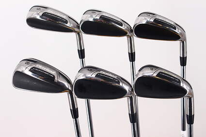 Cleveland Launcher HB Iron Set 5-PW Ping AWT 2.0 with Cushin Insert Steel Regular Right Handed 37.75in