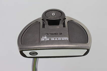 Odyssey White Ice 2-Ball Putter Putter Steel Right Handed 35.0in