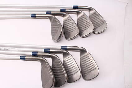 Ping G LE Iron Set 5-PW GW SW ULT 230 Lite Graphite Ladies Right Handed Red dot 37.75in