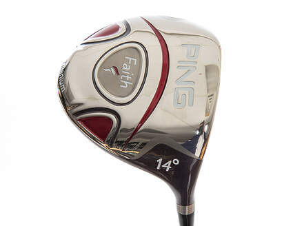 Mint Ping Faith Driver 14° Ping TFC 72 Distance Graphite Ladies Right Handed 44.25in
