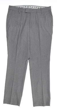 New Mens Puma Modern Break Golf Pants 32x32 Quiet Shade 577907 MSRP $90