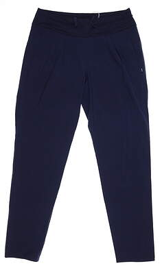 New Womens Puma Golf Jogger Small S Peacoat 595165 MSRP $75