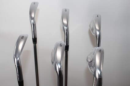 Mint Callaway Apex 19 Iron Set 5-PW True Temper Elevate 95 Black Steel Regular Right Handed 38.0in
