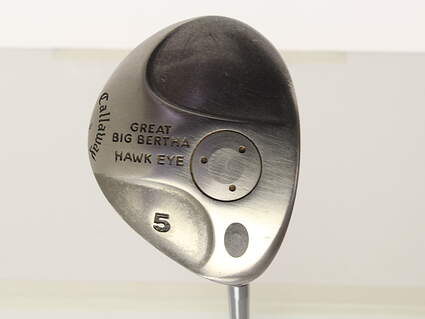 Callaway Hawkeye Fairway Wood 5 Wood 5W Hawkeye Gems UL Graphite Stiff Right Handed 42.75in