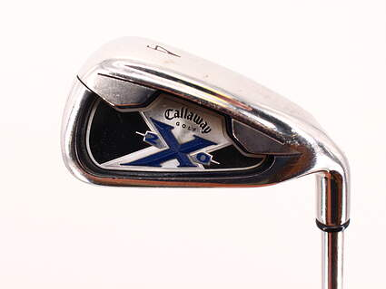Callaway X-20 Single Iron 4 Iron 24° Callaway True Temper Steel X-20 Steel Uniflex Right Handed 38.25in