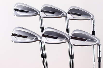 Ping G700 Iron Set 5-PW AWT 2.0 Steel Regular Right Handed Green Dot 39.0in