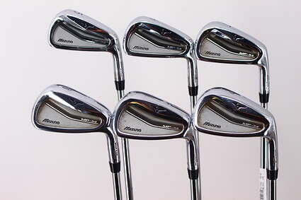 Mizuno MP-54 Iron Set 5-PW Dynalite Gold SL R300 Steel Regular Right Handed 38.5in