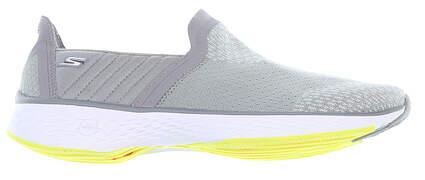 New Womens Golf Shoe Skechers GOwalk Sport 6.5 Gray/ Lime 14140/GYLM