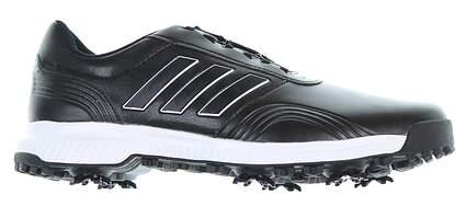 New Mens Golf Shoe Adidas CP Traxion BOA Size 9.5 Medium Black F34199 MSRP $110