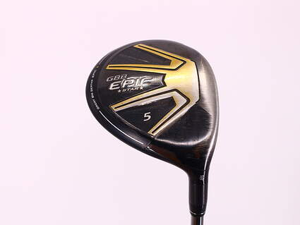 Callaway EPIC Star Fairway Wood 5 Wood 5W 18° Mitsubishi Grand Bassara GB39 Graphite Ladies Right Handed 41.5in