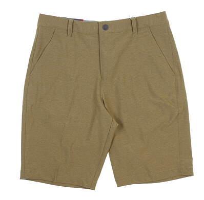 New Mens Puma Marshal Golf Shorts 32 Plantation 577908 MSRP $70