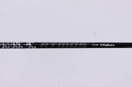 "Pull Cobra Fujikura Atmos Black 7 Hybrid Shaft Senior 38.75in .370"" Tip"