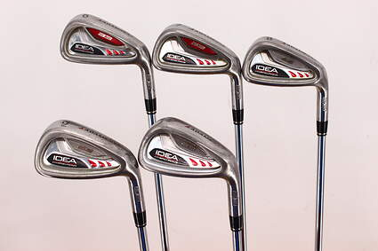 Adams Idea A3 Iron Set 6-PW True Temper Player Lite Steel Regular Right Handed 37.75in