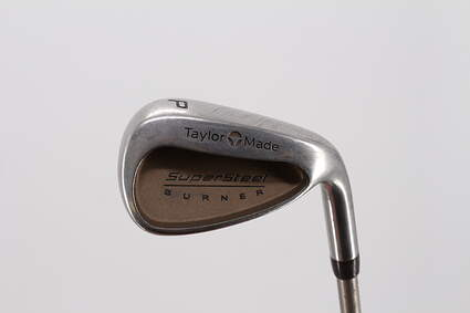 TaylorMade Supersteel Single Iron Pitching Wedge PW TM Bubble Graphite Ladies Right Handed 34.75in