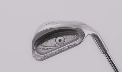 Ping Eye 2 Single Iron 9 Iron True Temper Steel Stiff Right Handed Black Dot 36.0in