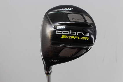 Cobra Baffler T Rail Fairway Wood 5 Wood 5W 18° Cobra Tour AD Baffler Graphite Senior Left Handed 42.5in