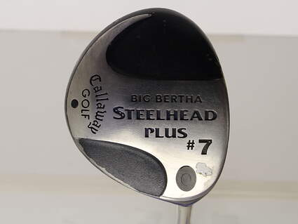 Callaway Steelhead Plus Fairway Wood 7 Wood 7W Callaway Gems Graphite Ladies Right Handed 41.0in