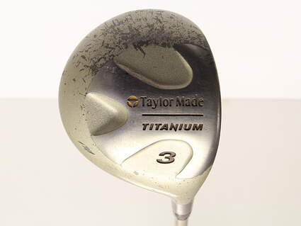 TaylorMade Ti Bubble Fairway Wood 3 Wood 3W 16° TM Bubble Graphite Ladies Right Handed 41.75in