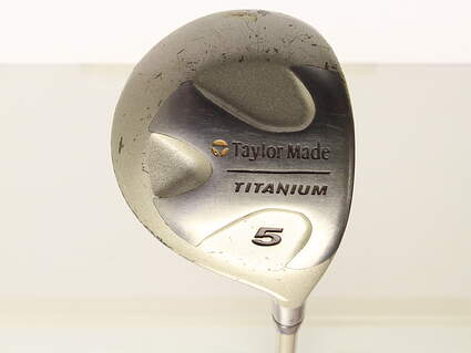 TaylorMade Ti Bubble Fairway Wood 5 Wood 5W TM Bubble Graphite Ladies Right Handed 41.25in