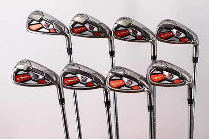 Wilson Staff D300 Iron Set 5-PW GW SW FST KBS Tour 90 Steel Stiff Right Handed 38.25in