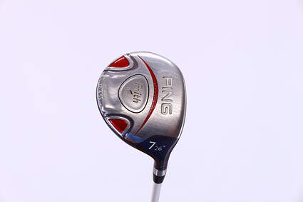 Ping Faith Fairway Wood 7 Wood 7W 26° Ping ULT 200 Ladies Graphite Ladies Right Handed 41.25in
