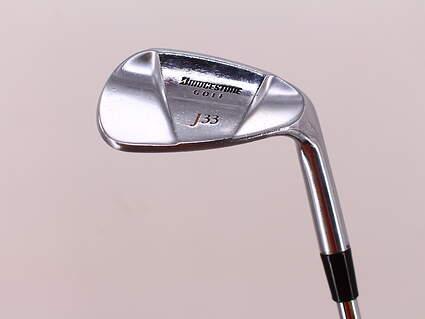 Bridgestone J33 Forged Blade Single Iron Pitching Wedge PW   True Temper TT Lite XL Steel Senior Right Handed 36.25in
