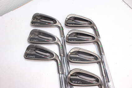 Tour Issue Ping G25 Iron Set  