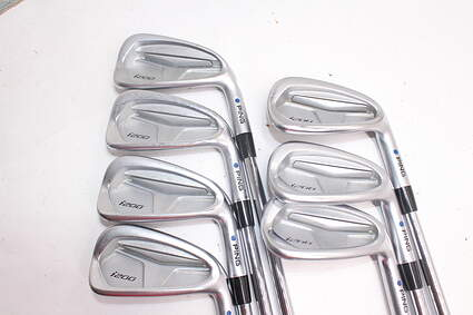 Tour Issue Ping i200 Iron Set 4-PW Project X 6.5 Steel X-Stiff Right Handed Blue Dot 38.0in