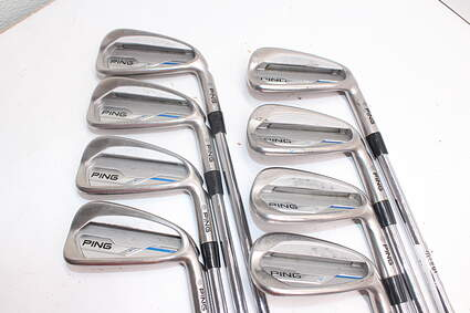 Tour Issue Ping 2015 i Iron Set 3-PW Ping Z-Z65 Steel Stiff Right Handed 38.0in