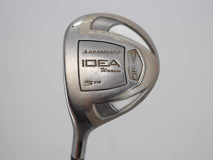 Adams Idea A12 OS Fairway Wood 5 Wood 5W 18° Action Ultra Lite 62 Graphite Ladies Left Handed 41.0in