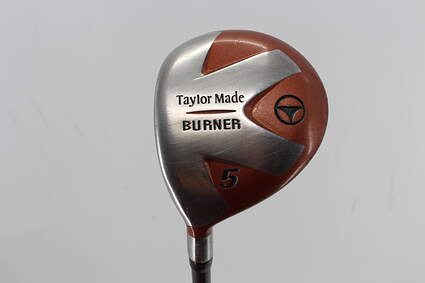 TaylorMade 1998 Burner Fairway Wood 5 Wood 5W TM Bubble 2 R-80 Graphite Regular Left Handed 42.5in