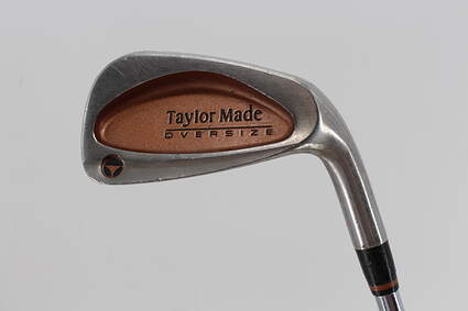 TaylorMade Burner Oversize Single Iron 6 Iron   TM S-90 Steel Stiff Right Handed 38.25in