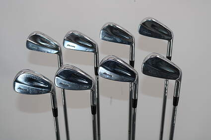 Mizuno MP 67 Iron Set 3-PW True Temper Dynamic Steel Stiff Right Handed 38.0in