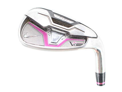 Nike Victory Red S Womens Single Iron Pitching Wedge PW Stock Graphite Shaft Graphite Ladies Right Handed 34.5in