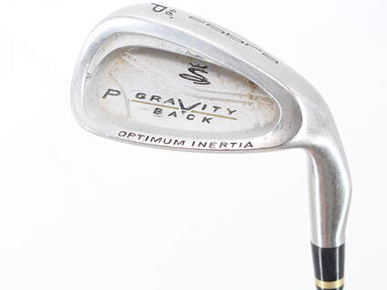 Cobra Gravity Back Single Iron Pitching Wedge PW 46° Cobra Apollo Steel Shaft Steel Stiff Right Handed 35.25in