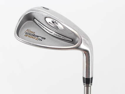Cobra 3100 IH Single Iron Pitching Wedge PW Cobra Aldila NV HL 70 Graphite Regular Right Handed 35.75in