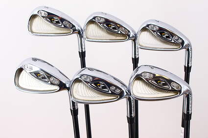 TaylorMade R7 CGB Iron Set 5-PW TM Matrix VeloxT 65 Graphite Regular Right Handed 38.0in