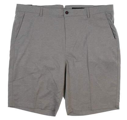 New Mens Dunning Golf Shorts 42 Gray D7S17H601 MSRP $85