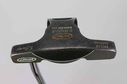 Yes Tiffany Belly Putter Putter Steel Right Handed 34.5in
