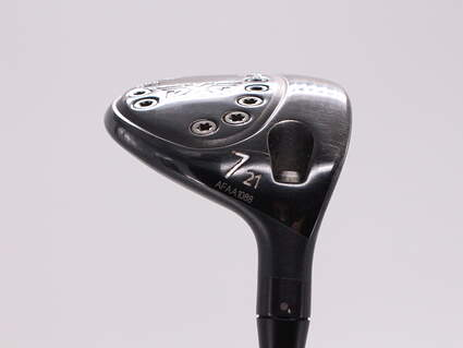 PXG 0341 Fairway Wood 7 Wood 7W 21° Accra FX-150 Graphite Senior Right Handed 42.0in