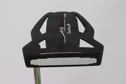 Ping Scottsdale TR Senita B Counter Balanced Putter Steel Black Dot Right Handed 37.0in